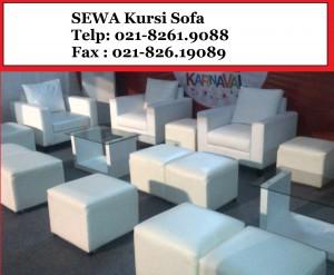 Gambar Sewa Sofa Putih
