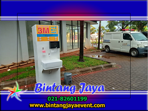 Sewa Wastafel Portable Murah Jakarta Selatan